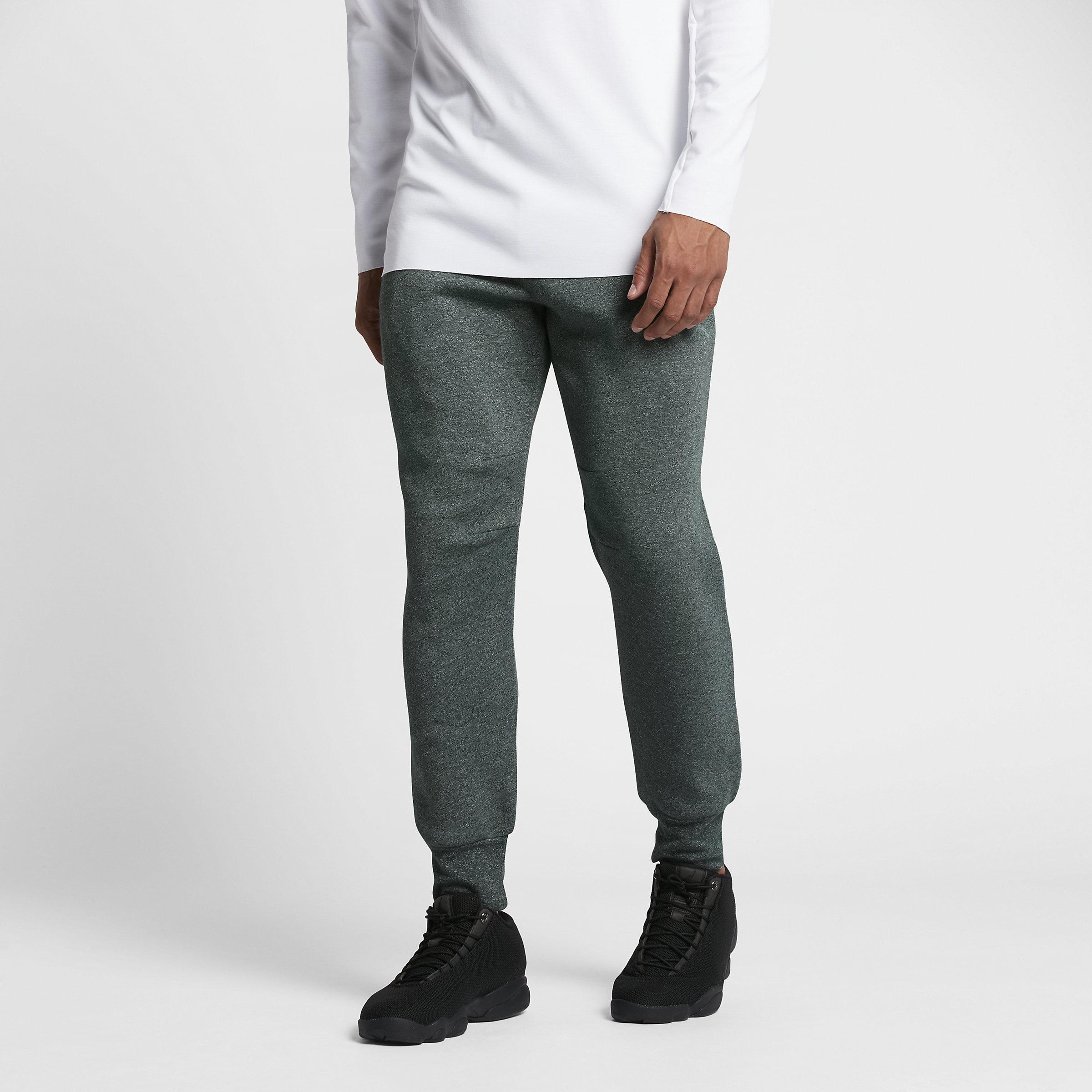 fe365ed5a3839c Nike Jordan Icon Fleece Cuffed in Green for Men - Lyst