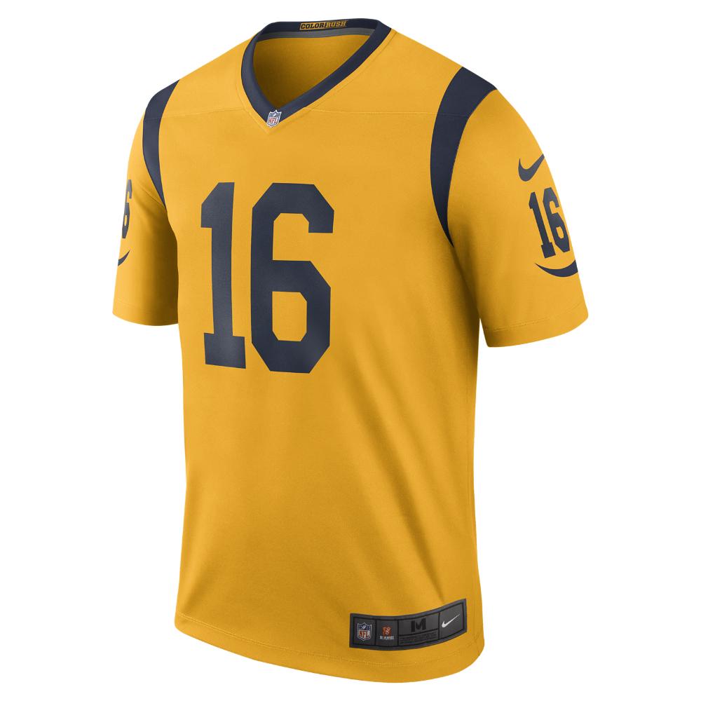 Lyst - Nike Nfl Los Angeles Rams Color Rush Legend (jared Goff ... af5299e42