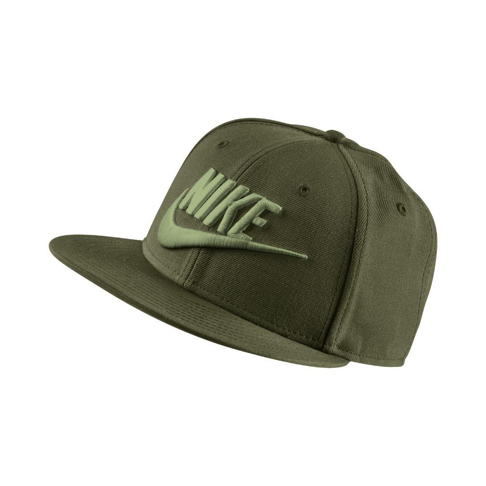 f6464d97ea9cd6 Nike Futura True 2 Snapback Hat (olive) in Green for Men - Lyst