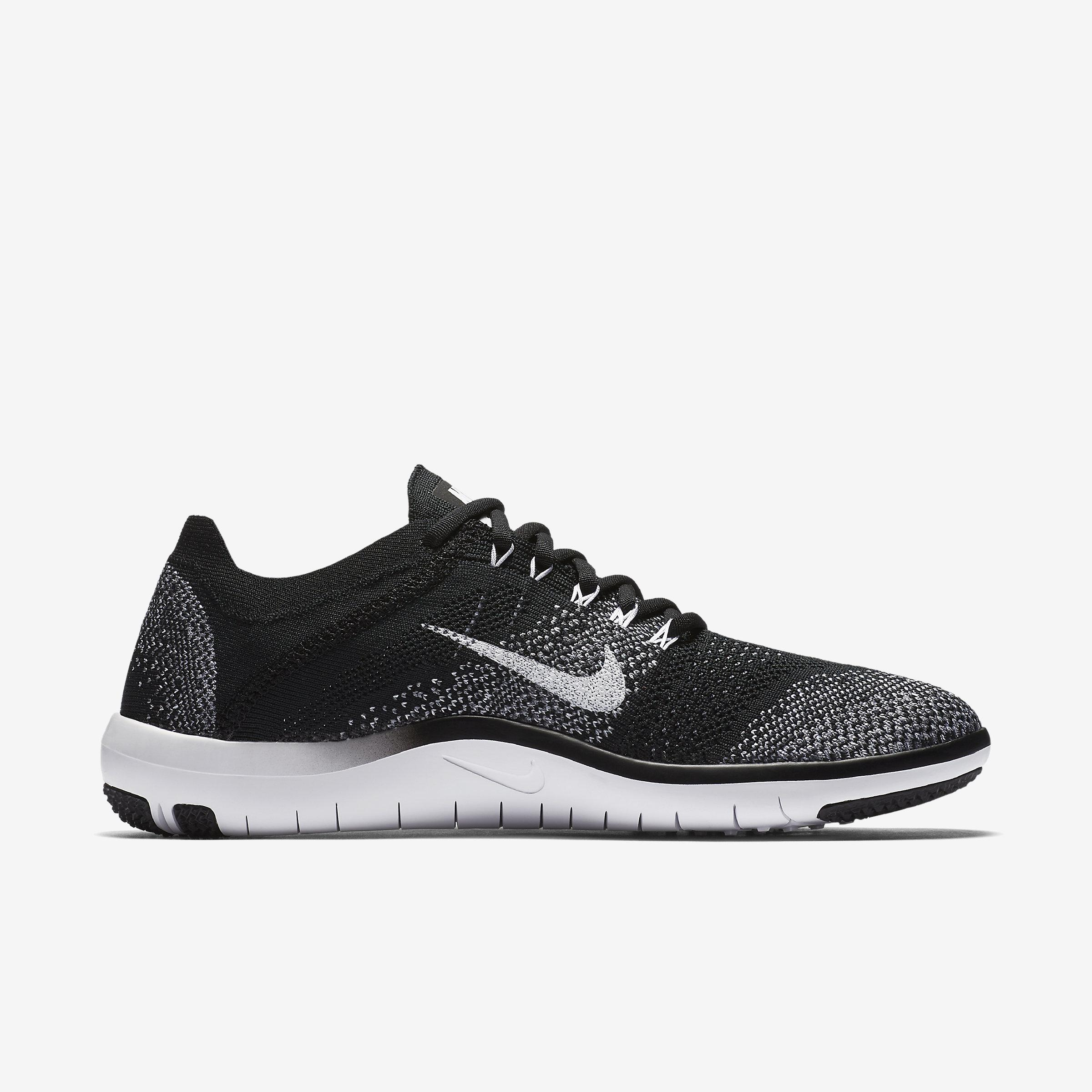23a3fe33bb2af Nike Free Focus Flyknit 2 in Black for Men - Lyst