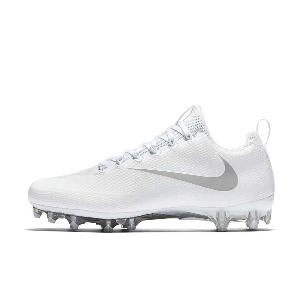 Nike. White Vapor Untouchable Pro Fnl Men\u0027s Football Cleat