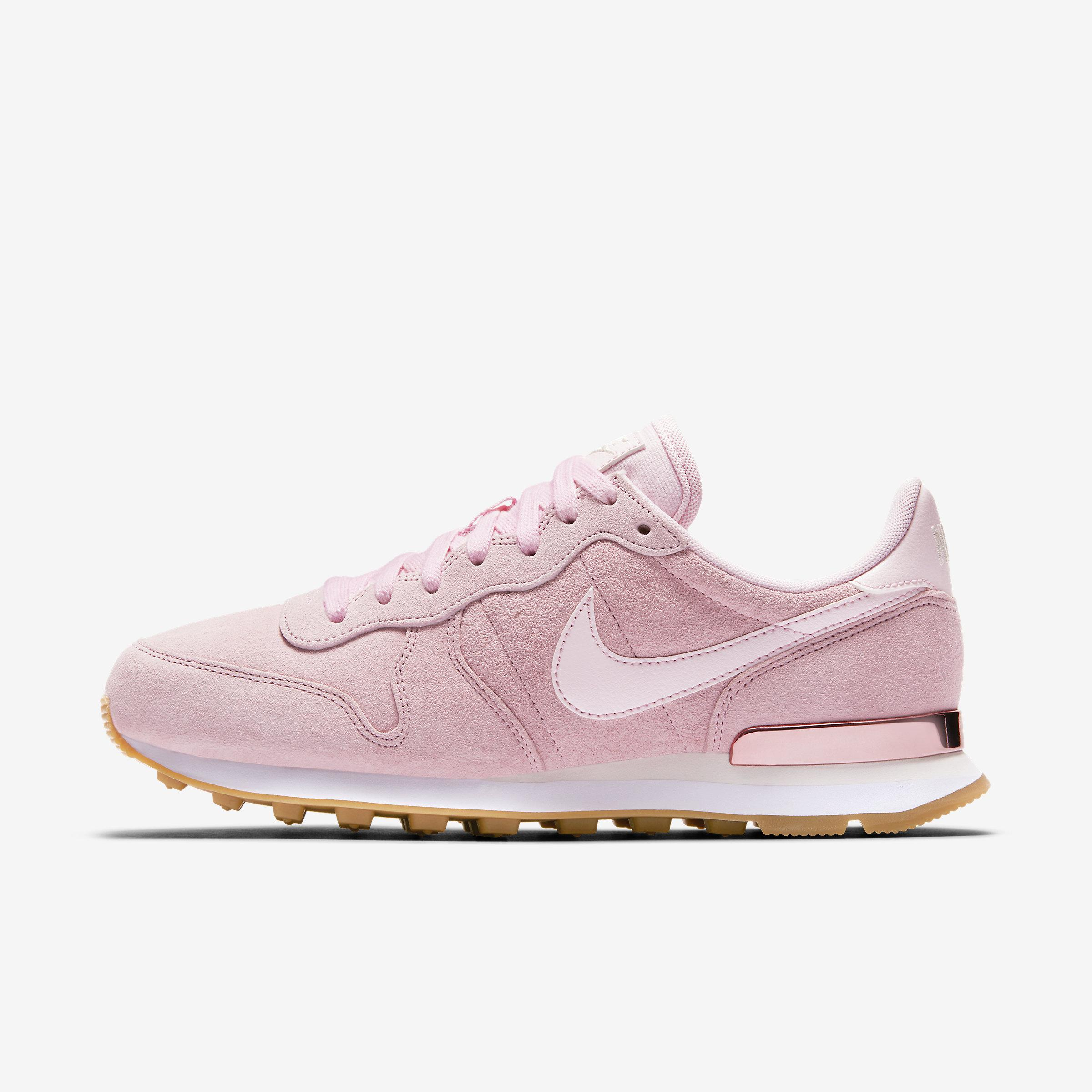 nike internationalist sd in pink lyst. Black Bedroom Furniture Sets. Home Design Ideas