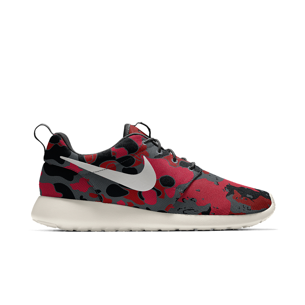 nike roshe one id s shoe in for lyst
