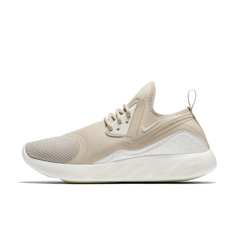 nike lunarcharge essential women 39 s shoe in white lyst. Black Bedroom Furniture Sets. Home Design Ideas