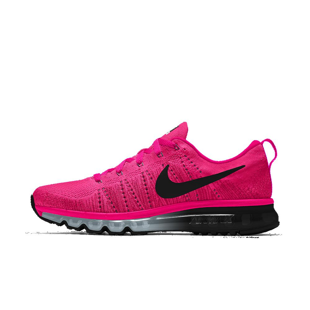 Amazing Home Nike Air Max 90 Womens Shoes Pink Black White Mesh
