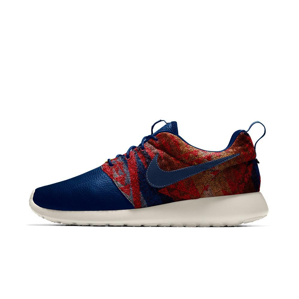 best website 31ac0 17a8f Nike - Blue Roshe One Premium Pendleton Id Men s Shoe for Men - Lyst