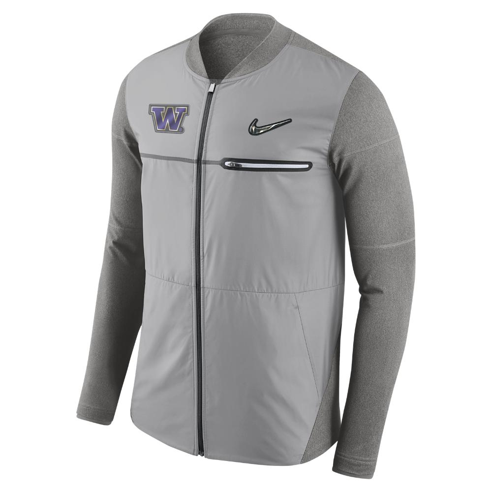 a7e801b64 Lyst - Nike Cfp Sideline Hybrid (washington) Men's Full-zip Jacket ...