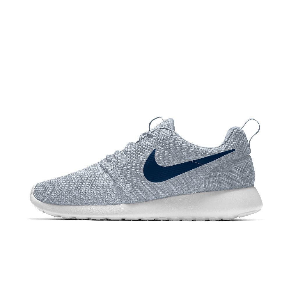 nike roshe one essential id s shoe in gray for lyst