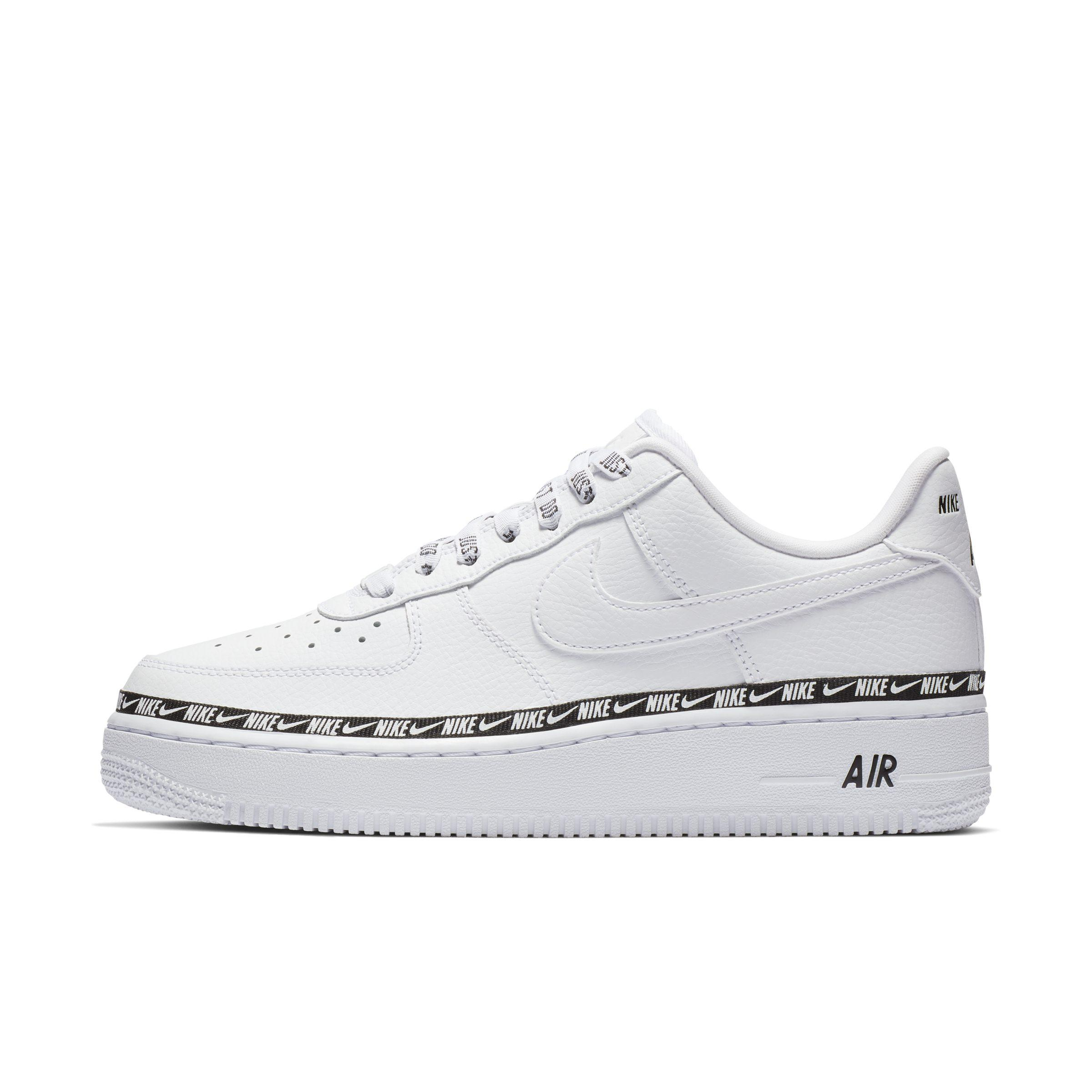 894967bfbcb Nike Air Force 1  07 Se Premium Shoe in White - Lyst