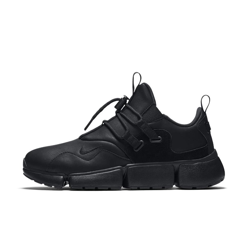 Lyst - Nike Pocket Knife Dm Leather Men s Shoe in Black for Men 1ad26a44e