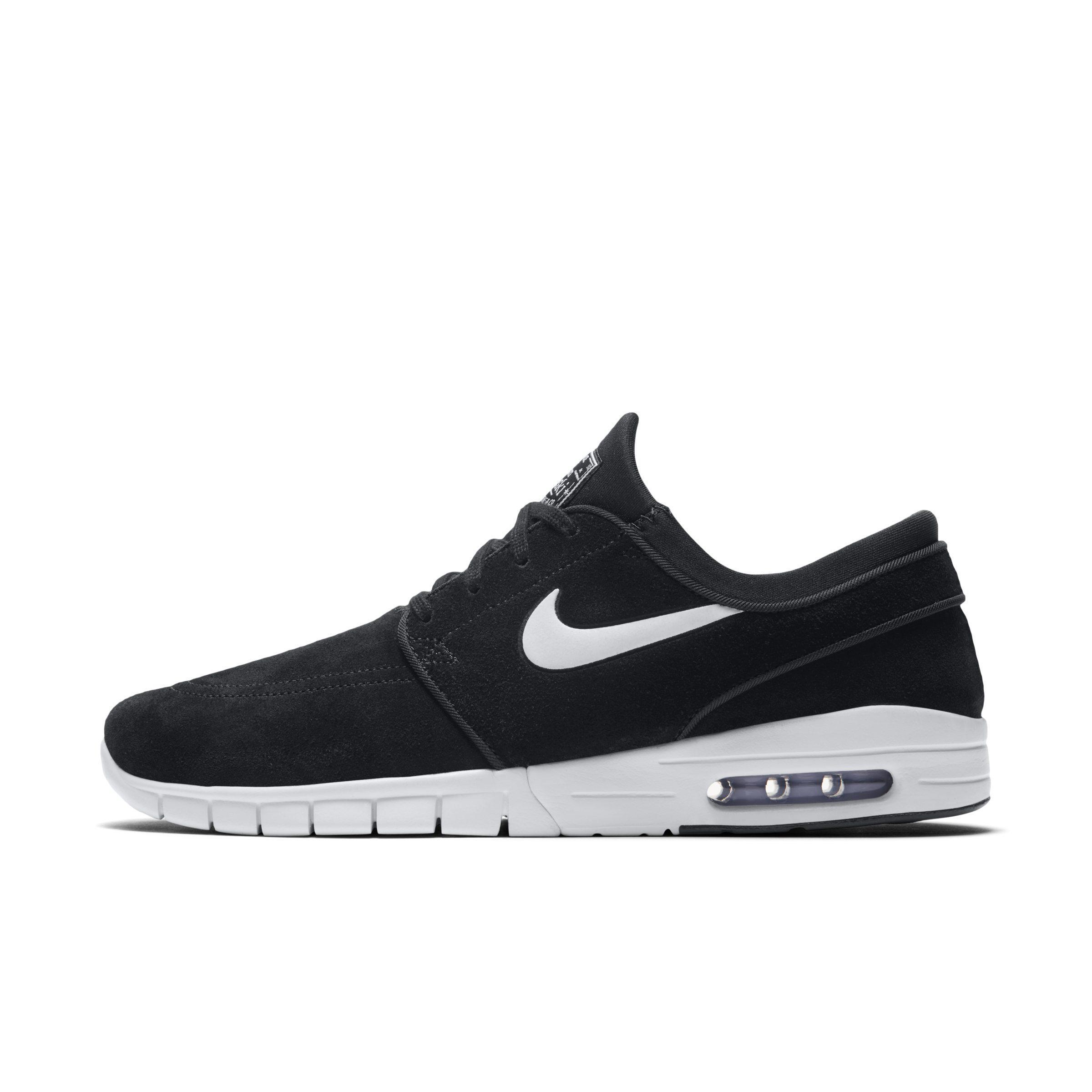 super popular d62e0 6f7c9 Nike - Black Sb Stefan Janoski Max L Skateboarding Shoe for Men - Lyst. View  fullscreen