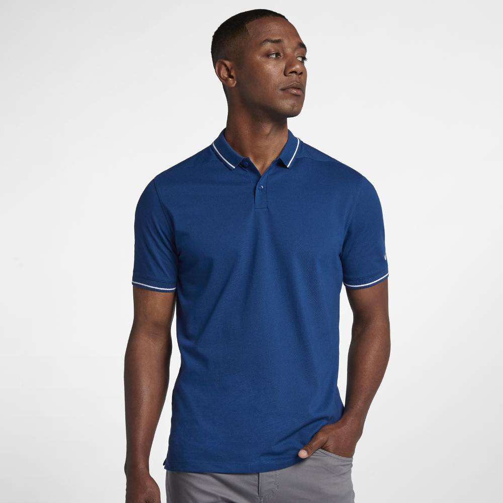 Lyst Nike Dri Fit Mens Golf Polo Shirt In Blue For Men