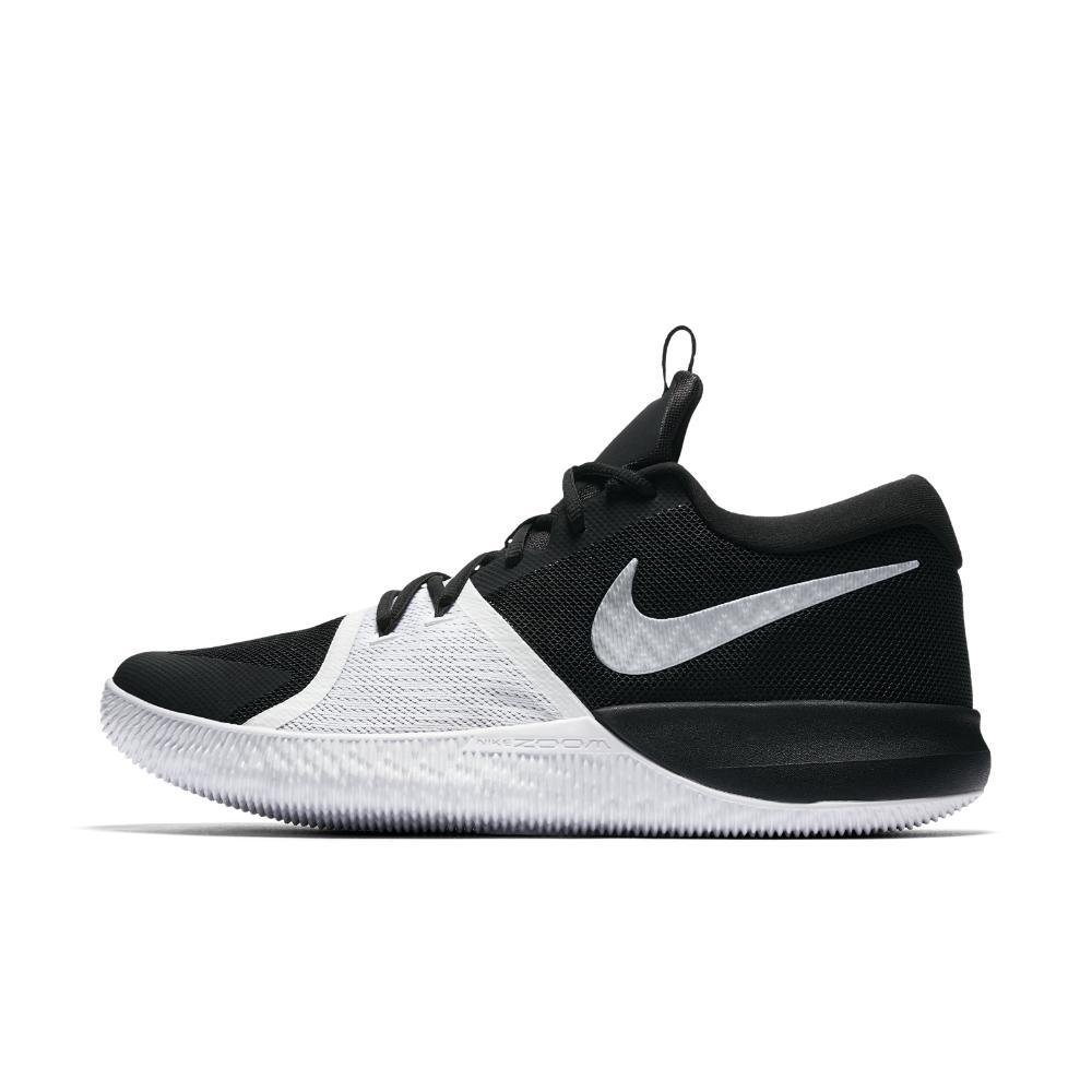 01cdd598c6821 Lyst - Nike Zoom Assersion Men s Basketball Shoe in Black for Men