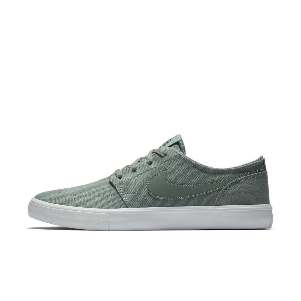8e0d1fd6042dc4 Nike. Green Sb Zoom Blazer Low Canvas Deconstructed Men s Skateboarding Shoe