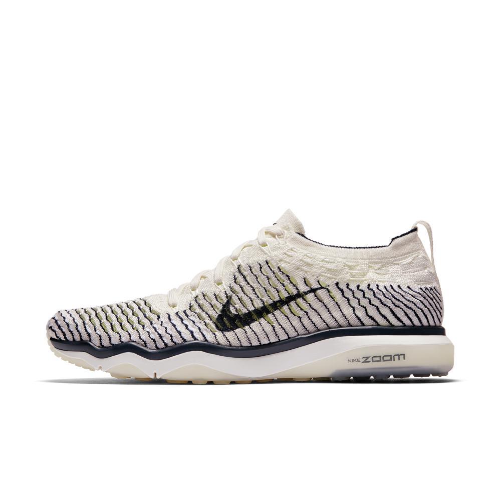 20dfafb5d11 Lyst - Nike Air Zoom Fearless Flyknit Indigo Women s Training Shoe ...