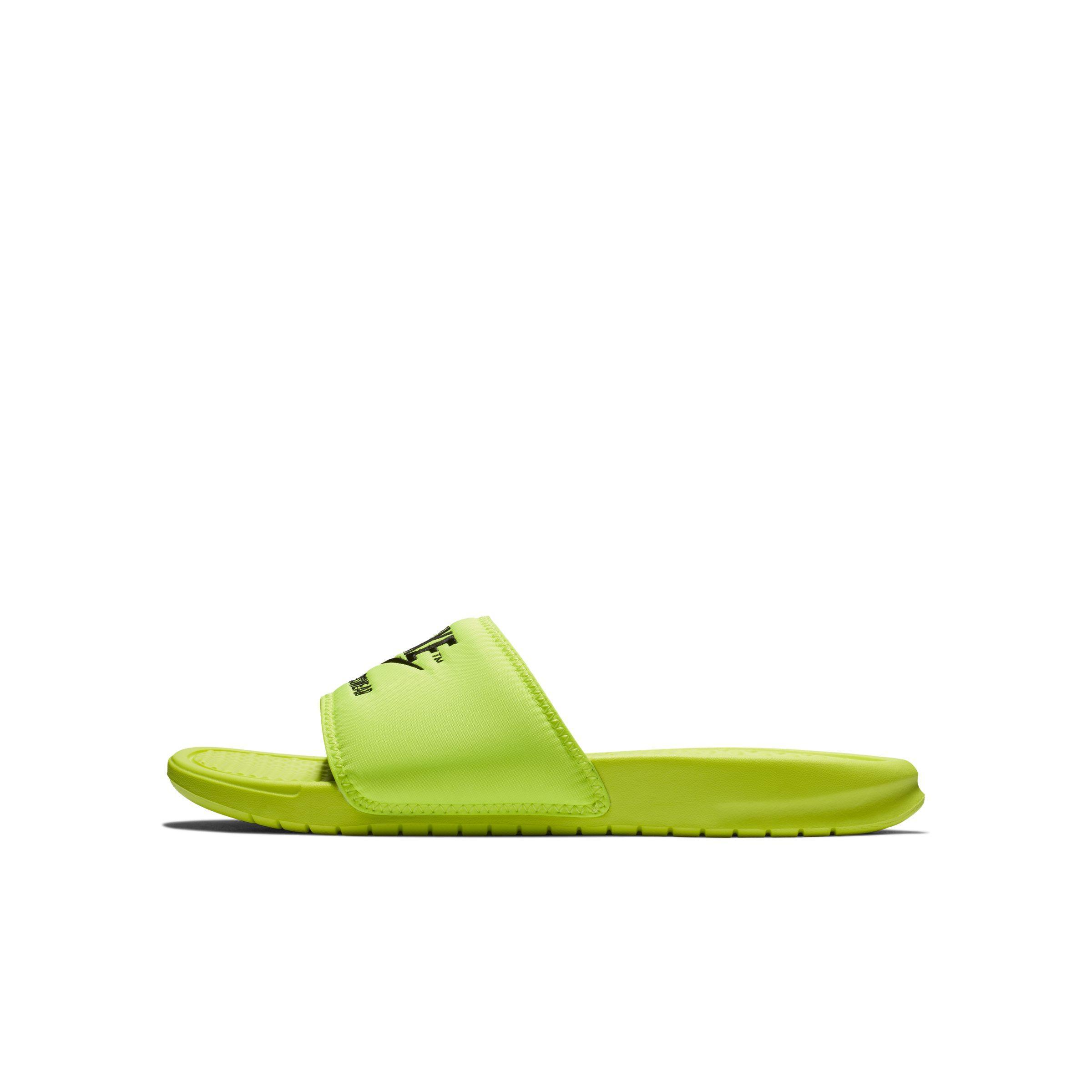 d5c630323b9 Lyst - Claquette Benassi JDI TXT SE pour Homme Nike pour homme en ...