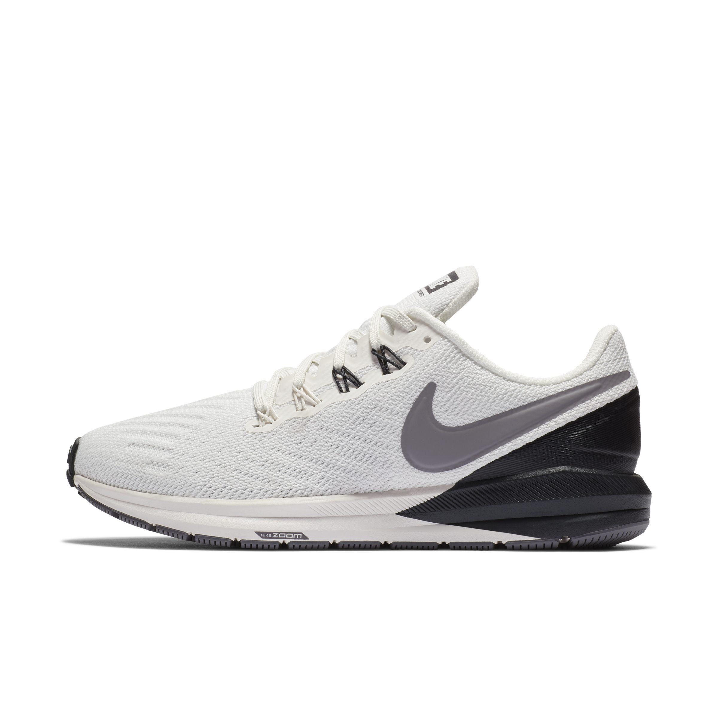 1fbab7f13bc Nike Air Zoom Structure 22 Running Shoe in White - Lyst