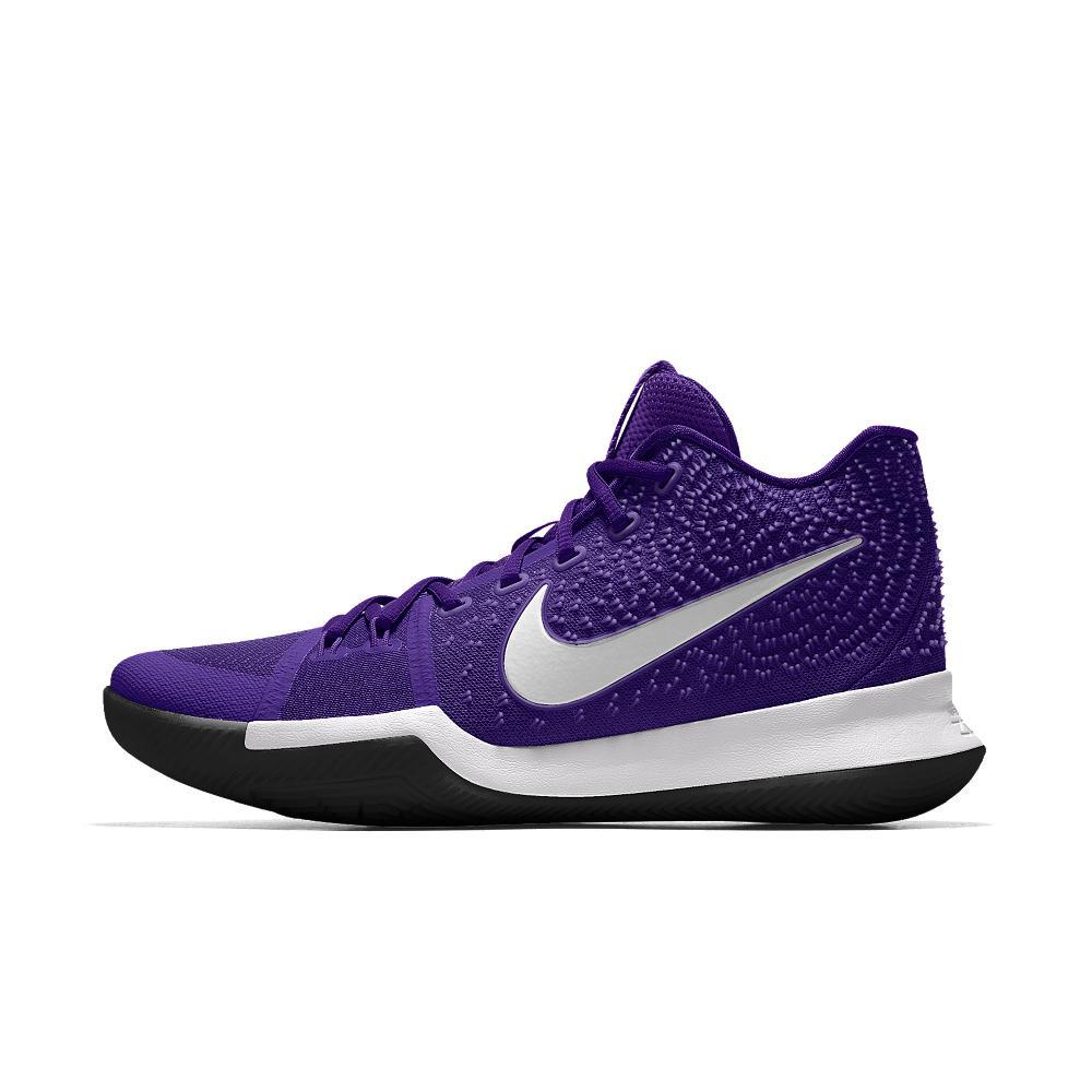 Kyrie  Id Purple Basketball Shoes