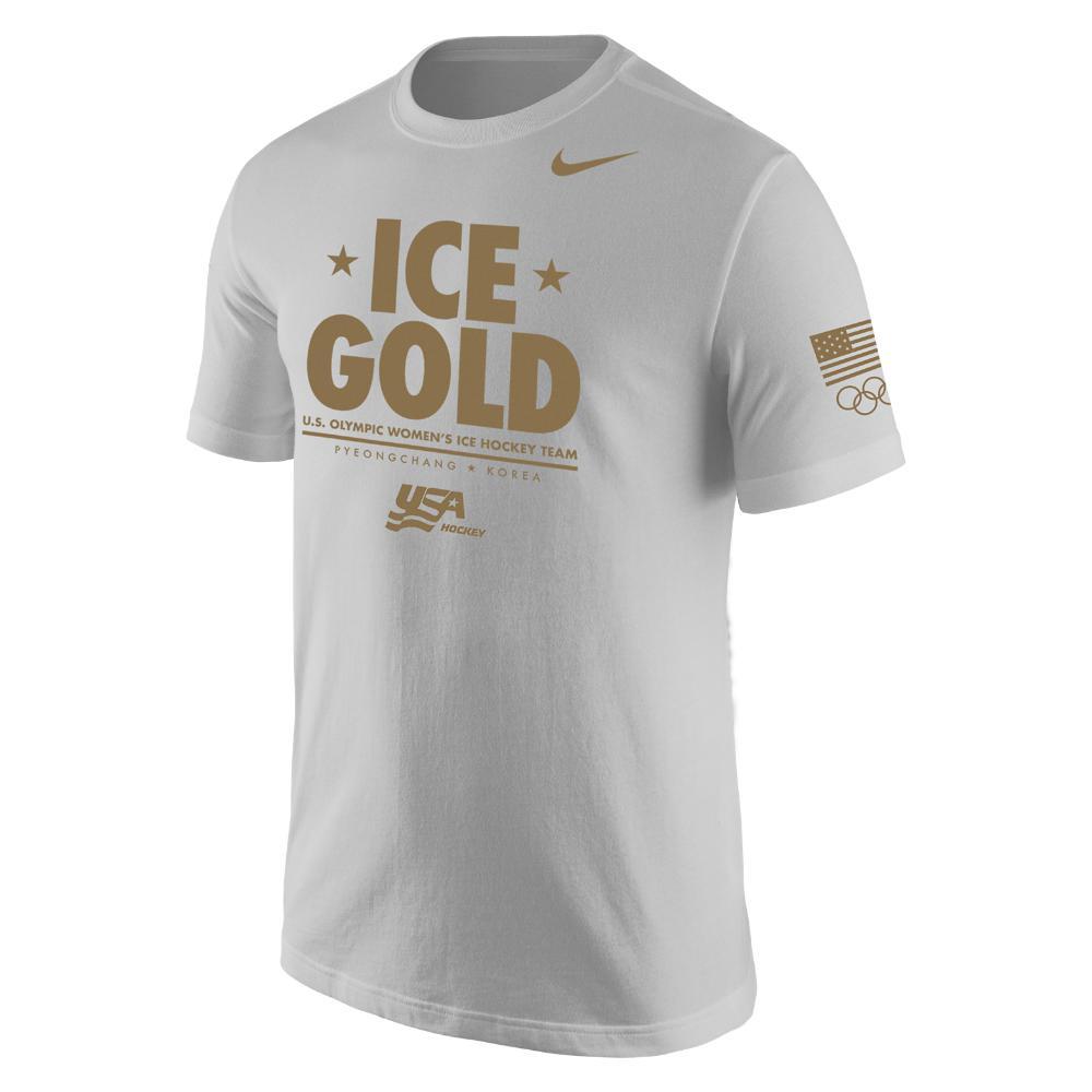 Team Usa T Shirt Nike - Nils Stucki Kieferorthopäde