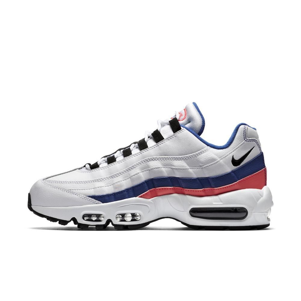 6dbecc3115f Lyst - Nike Air Max 95 Essential Men s Shoe in White for Men