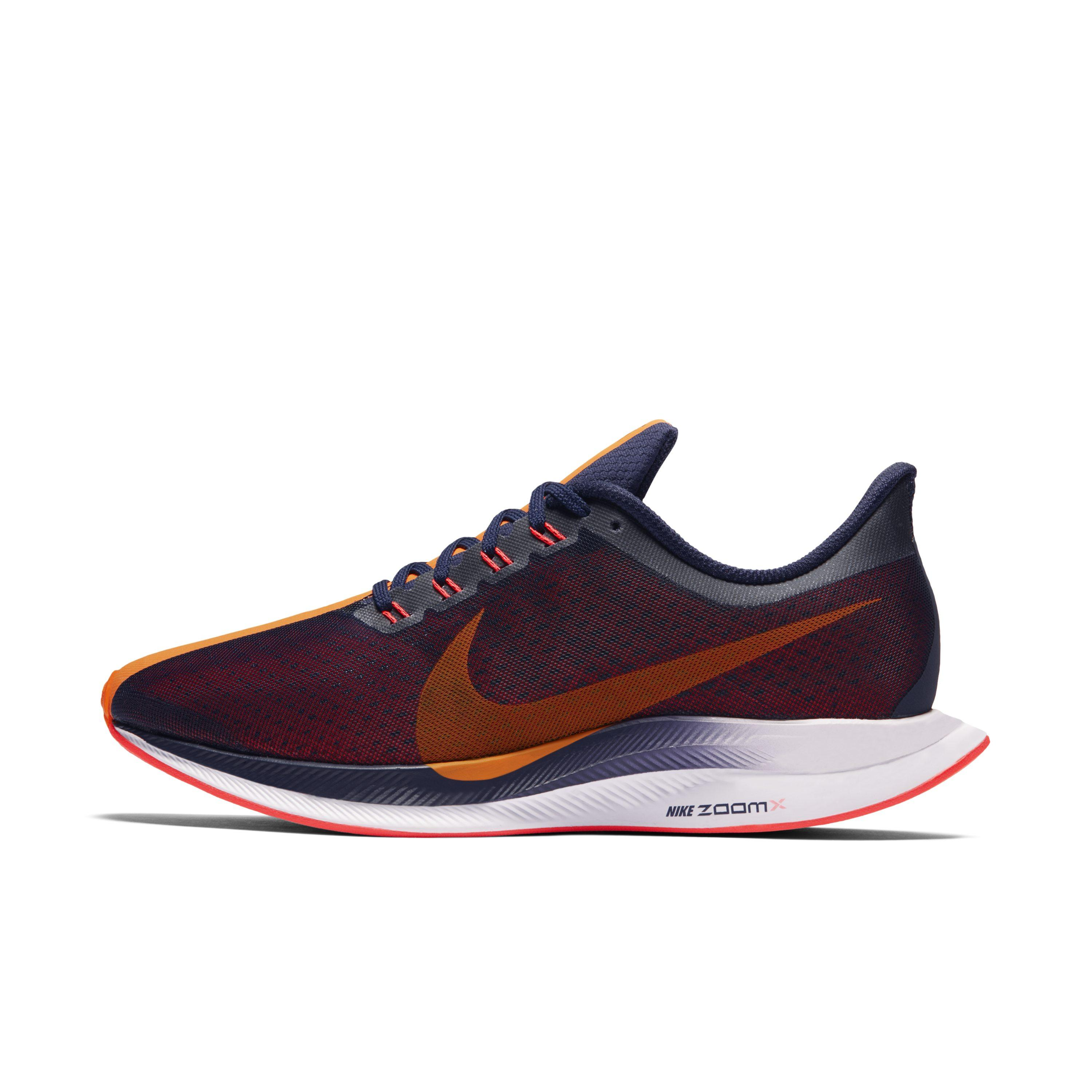 8ce5e93445e0f Nike Zoom Pegasus 35 Turbo Running Shoes in Blue - Save 30% - Lyst