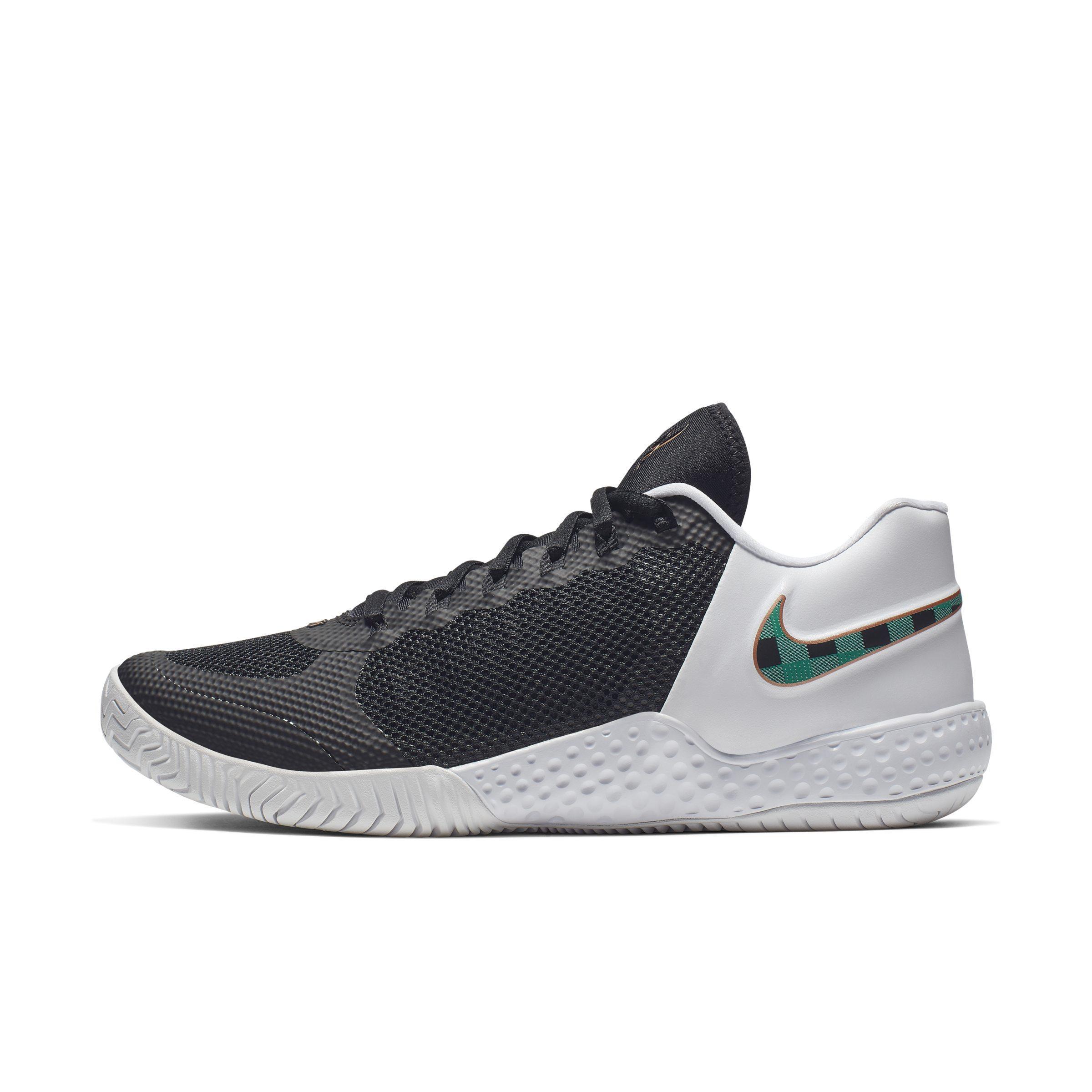 separation shoes 2bb5b c23bb Nike. Women s Black Court Flare 2 Qs Hard Court Tennis Shoe