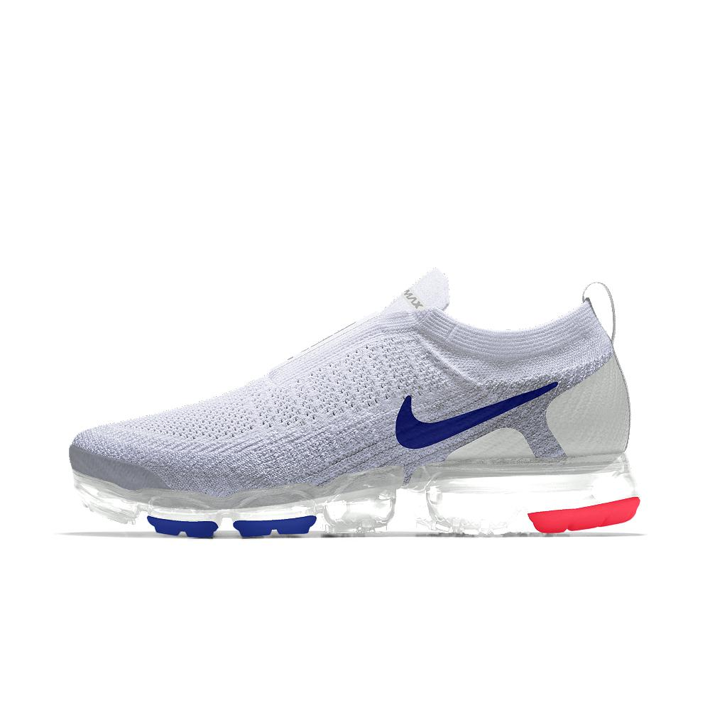 competitive price e6487 4bd06 Nike Air Vapormax Flyknit Moc 2 Id Men s Running Shoe in Blue for ...