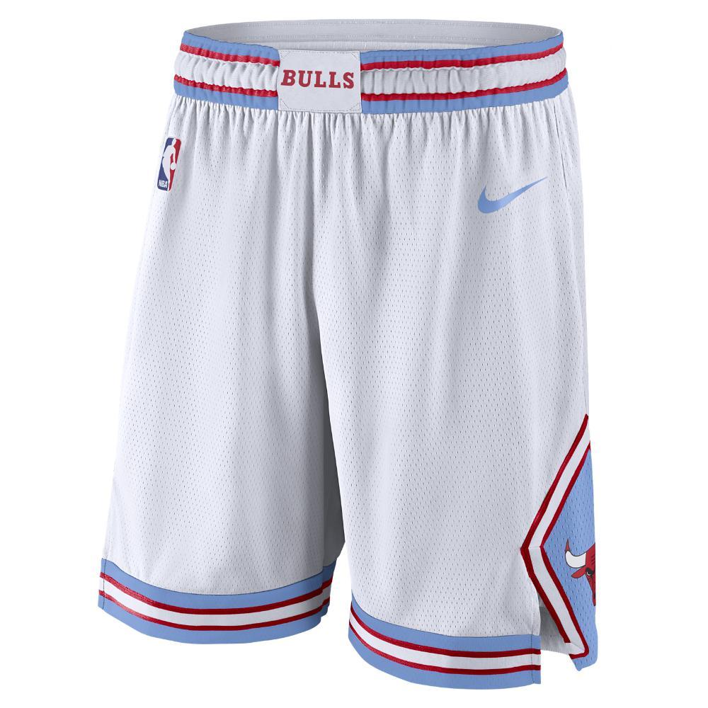 01006e4b5 Lyst - Nike Chicago Bulls City Edition Swingman Men s Nba Shorts in ...