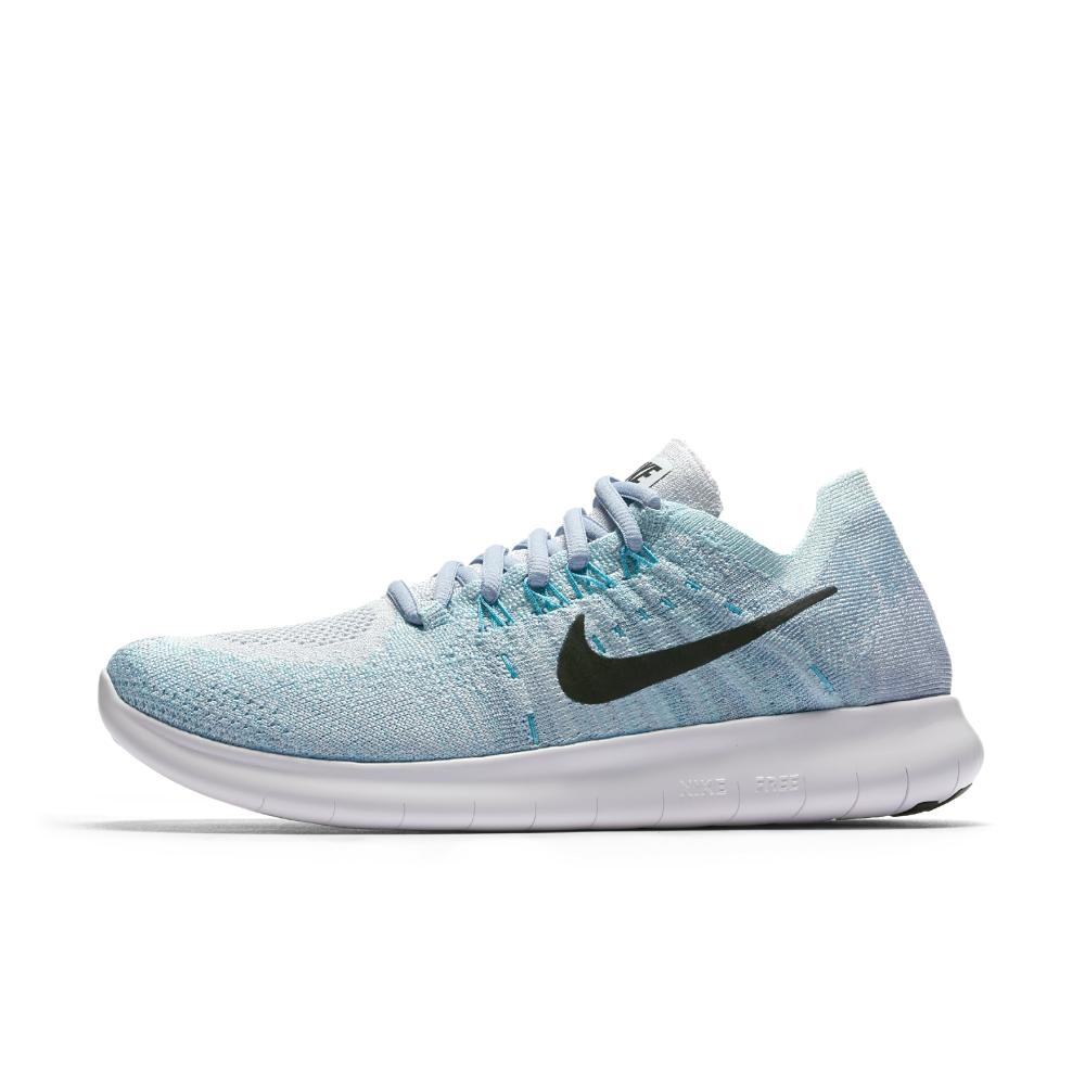 0f52868cc80b Lyst - Nike Free Rn Flyknit 2017 Women s Running Shoe in Gray