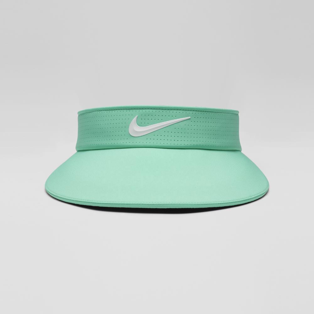 d60524c4b5c8f Nike Aerobill Big Bill Women s Golf Visor (green) in Green - Lyst