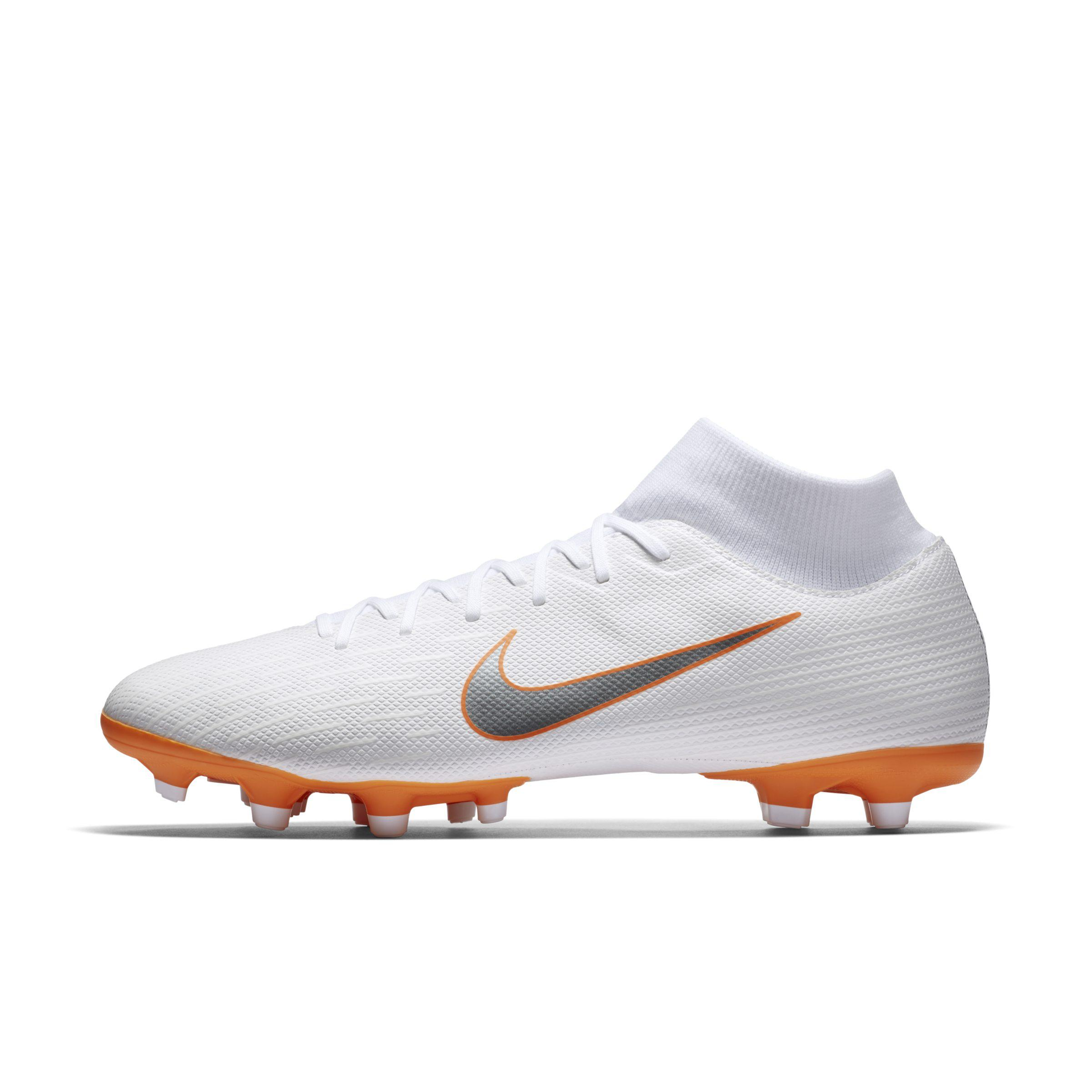 super popular b3411 1561e Nike Mercurial Superfly Vi Academy Mg Just Do It Multi-ground ...