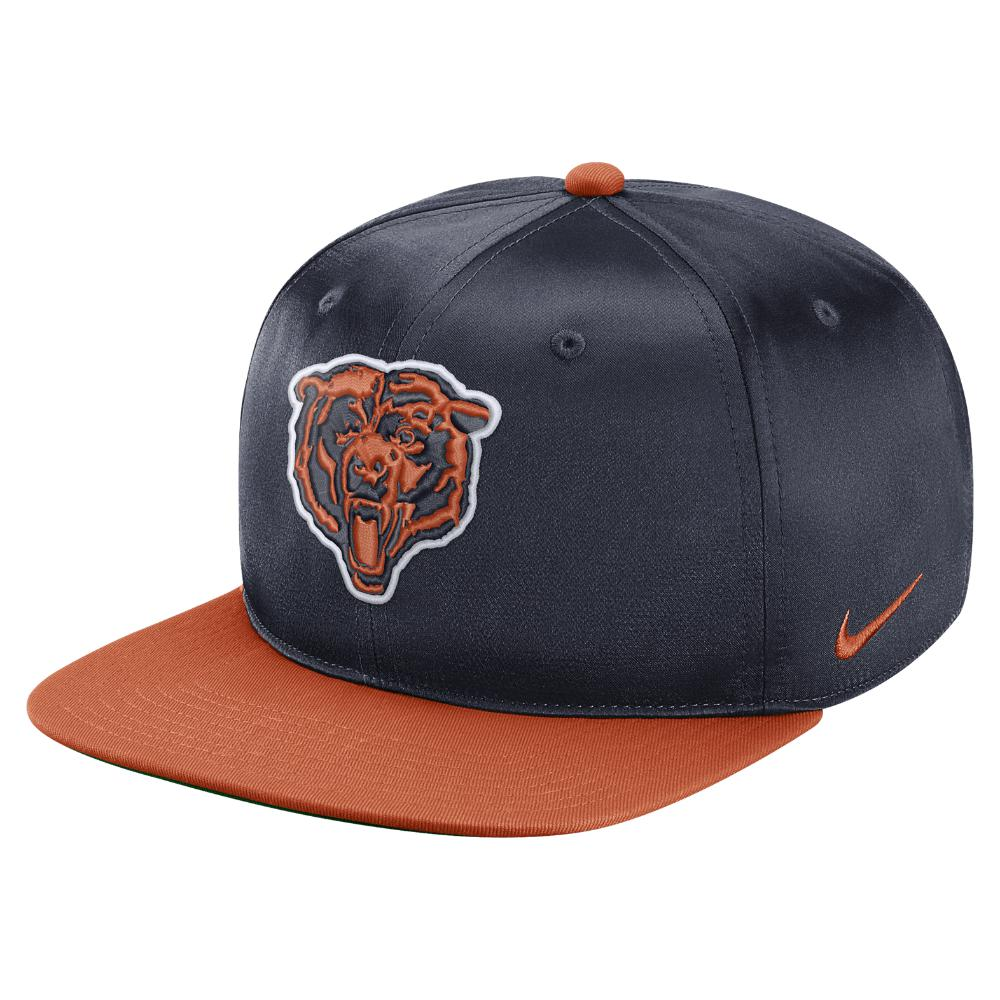 Lyst - Nike Pro Historic (nfl Bears) Adjustable Hat (blue) in Blue ... 5b9374831