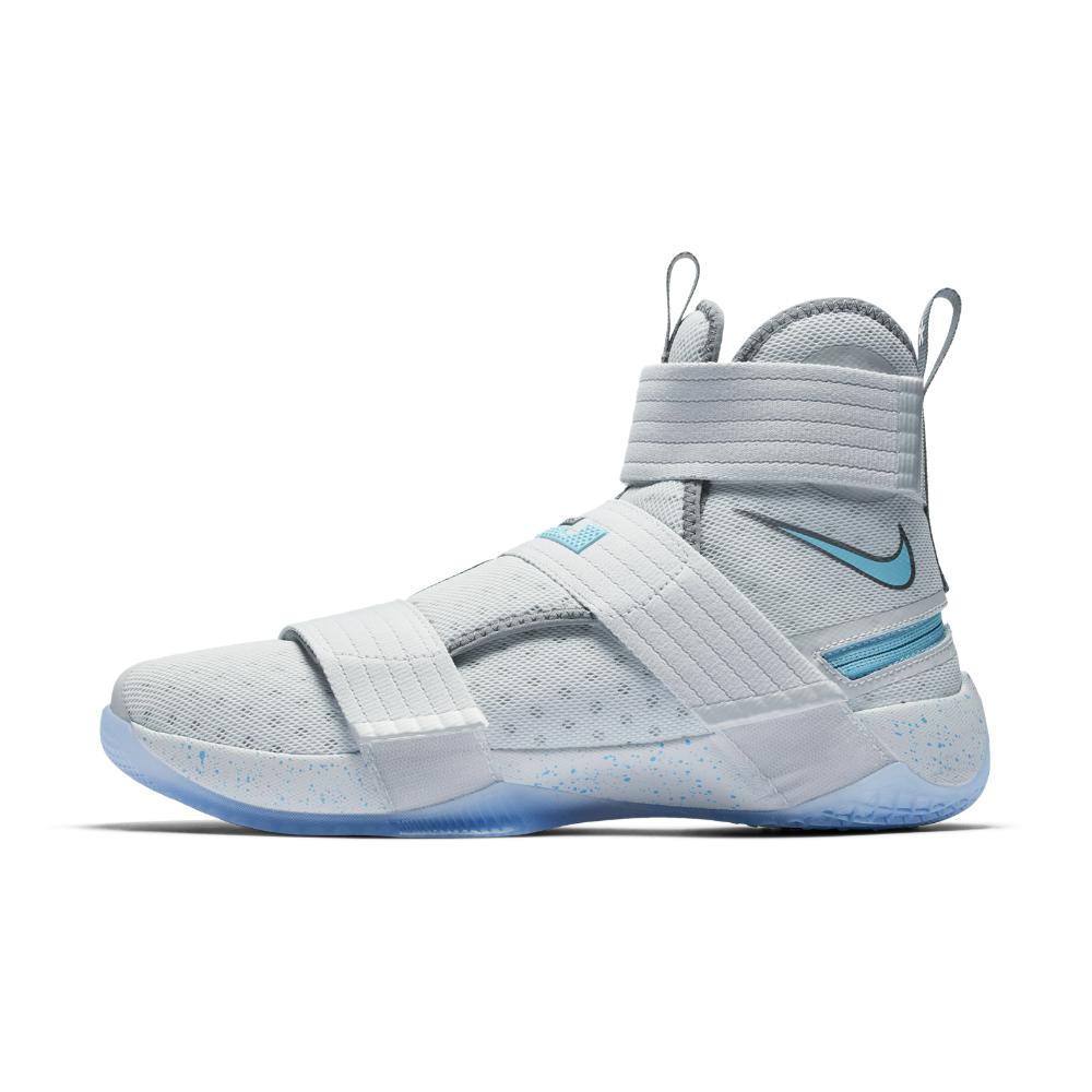 4fa80d804672 Lyst - Nike Lebron Soldier 10 Flyease Men s Basketball Shoe for Men