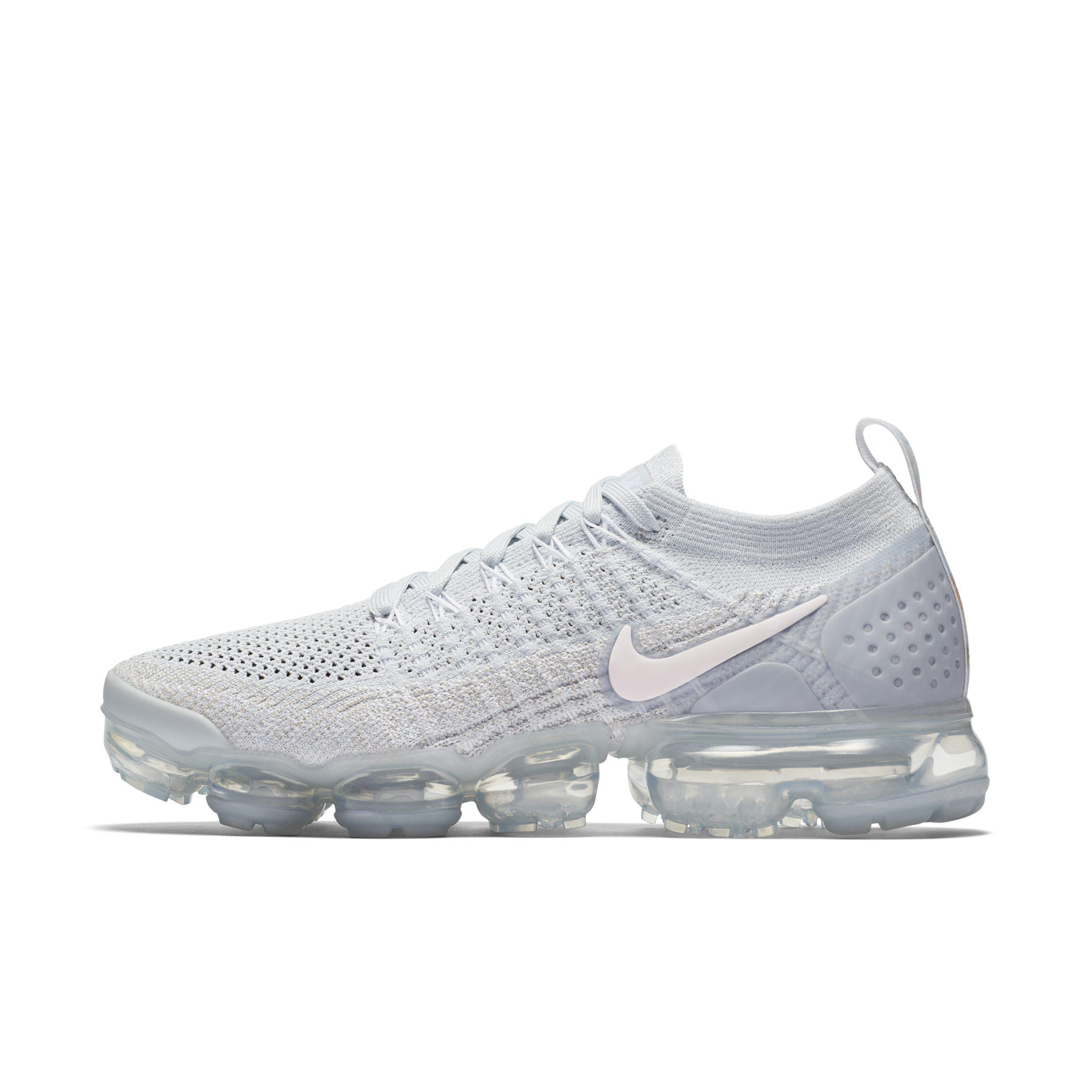 Bestellen Damen Schuhe Nike Air VaporMax 2019 WeißSilber