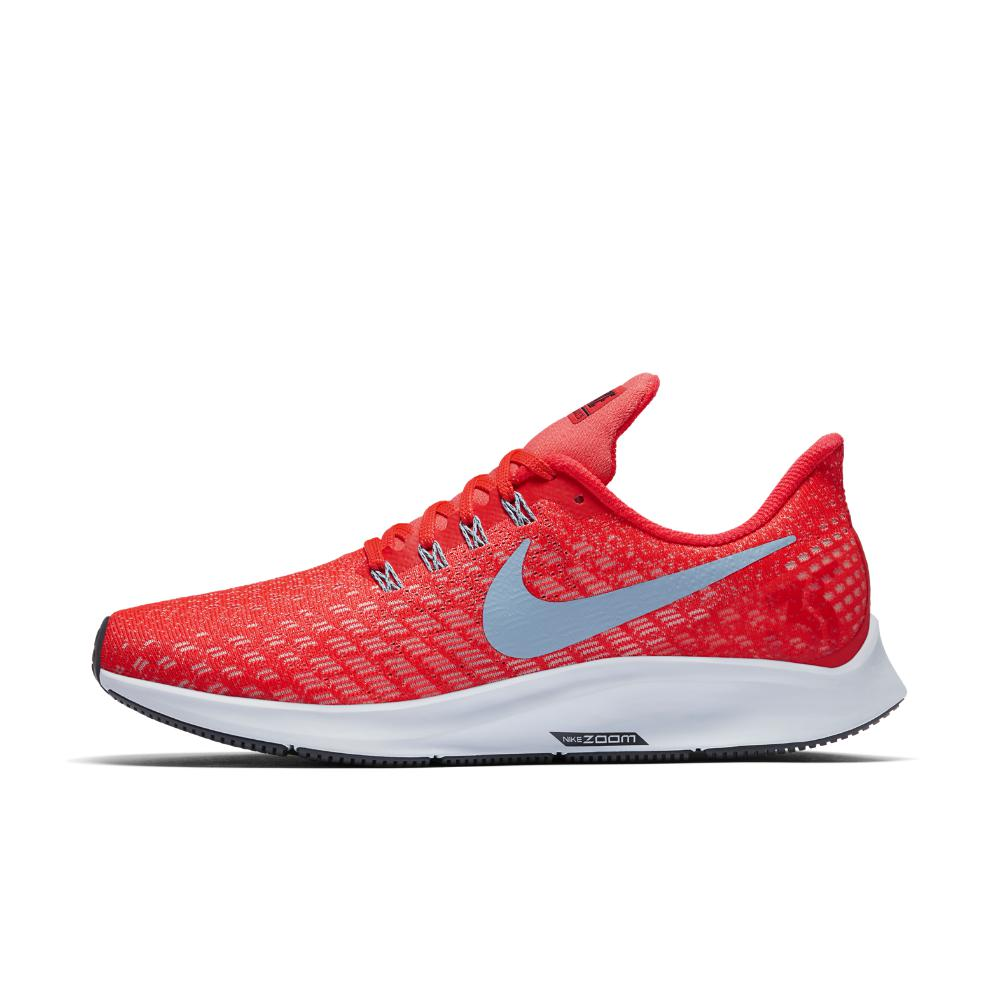 Nike - Red Air Zoom Pegasus 35 Running Shoe - Lyst. View fullscreen
