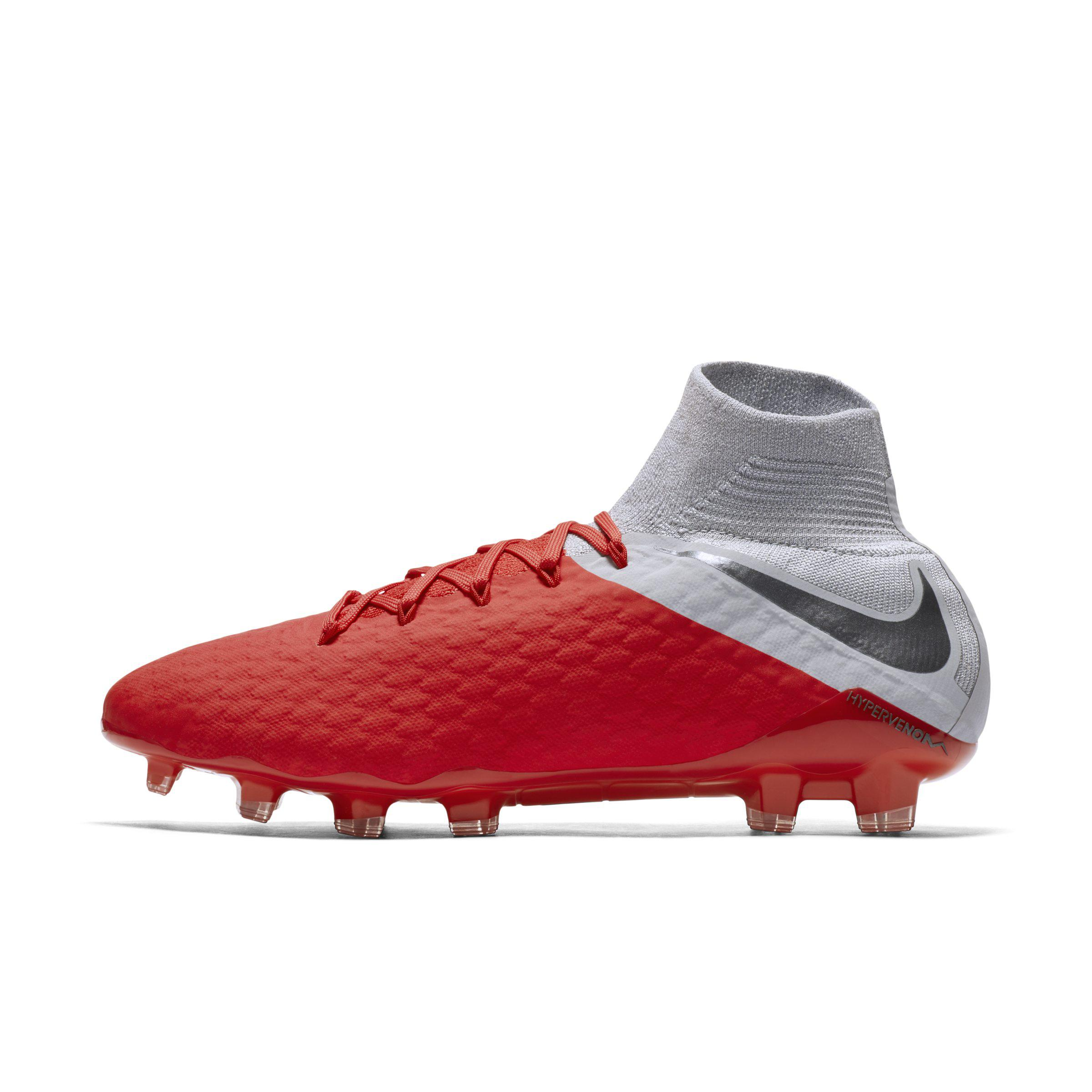 8a2ed997c367 Nike Hypervenom Iii Pro Dynamic Fit Firm-ground Football Boot in Red ...