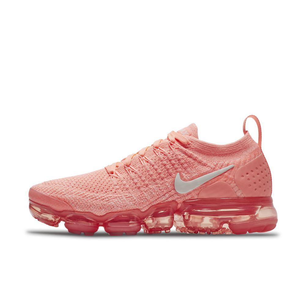c17b5e18646c Lyst - Nike Air Vapormax Flyknit 2 Women s Running Shoe in Pink
