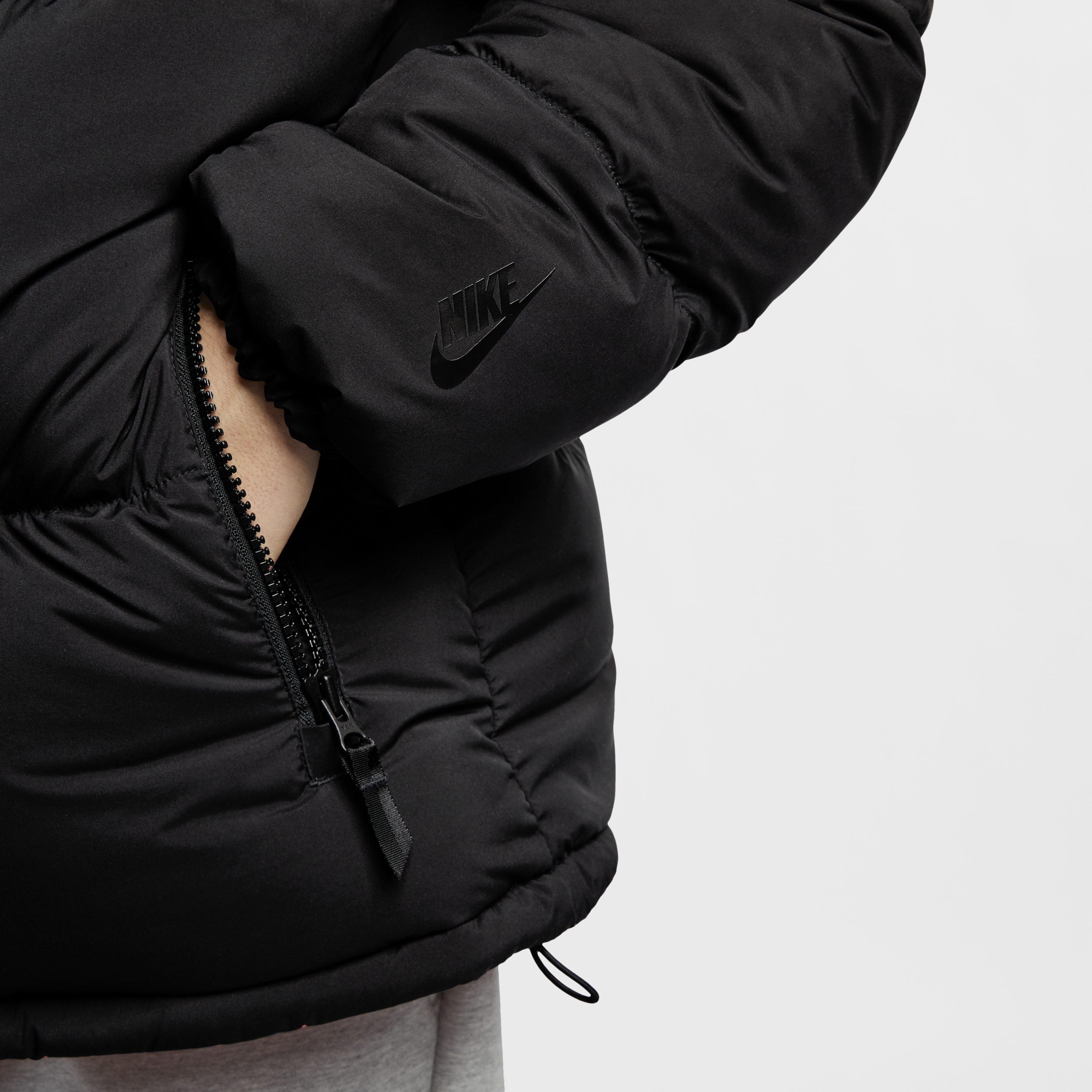 cdc7574301 Nike Lab Collection Puffer Jacket in Black for Men - Lyst