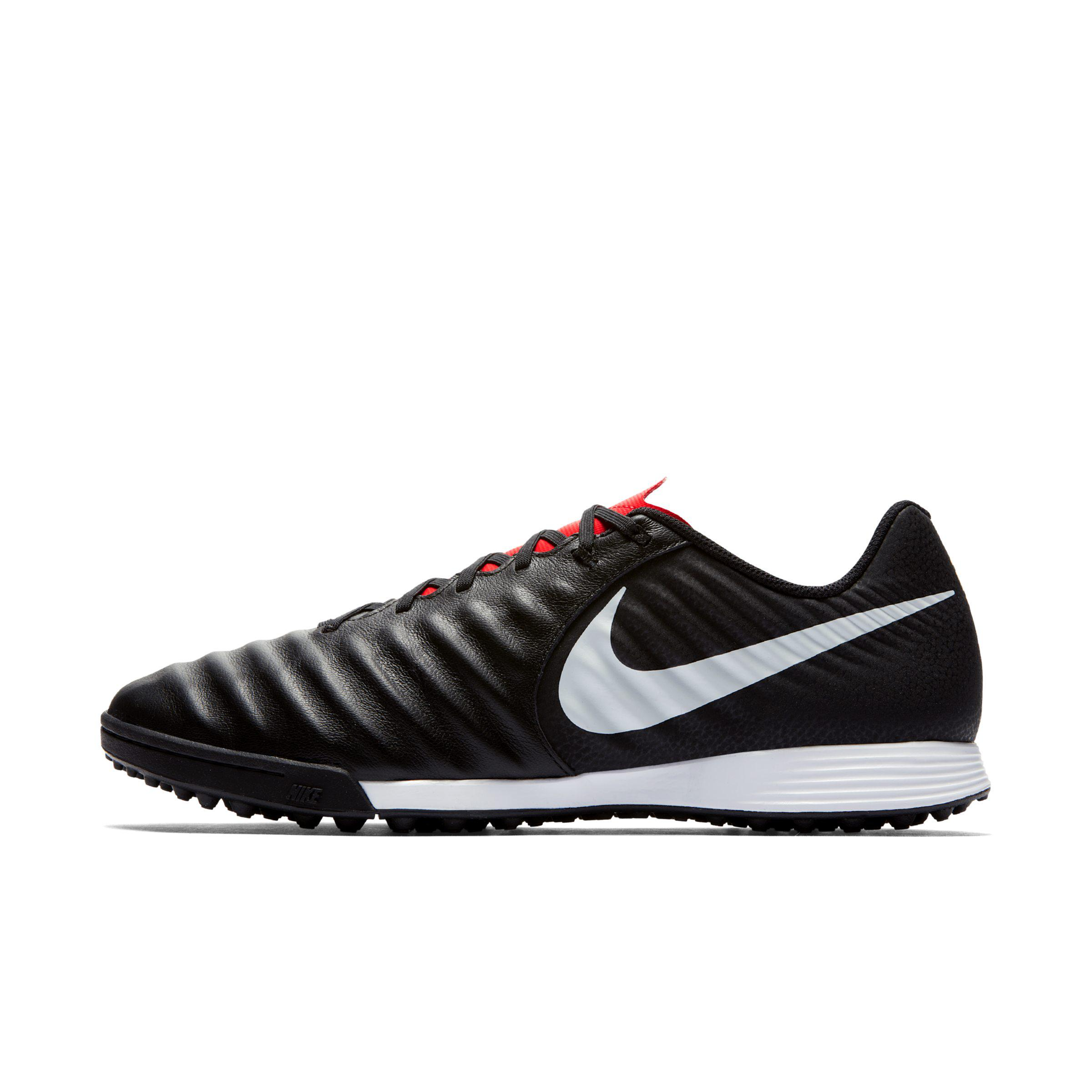 26b68c386 Nike Tiempox Legend Vii Academy Turf Football Boot in Black - Lyst