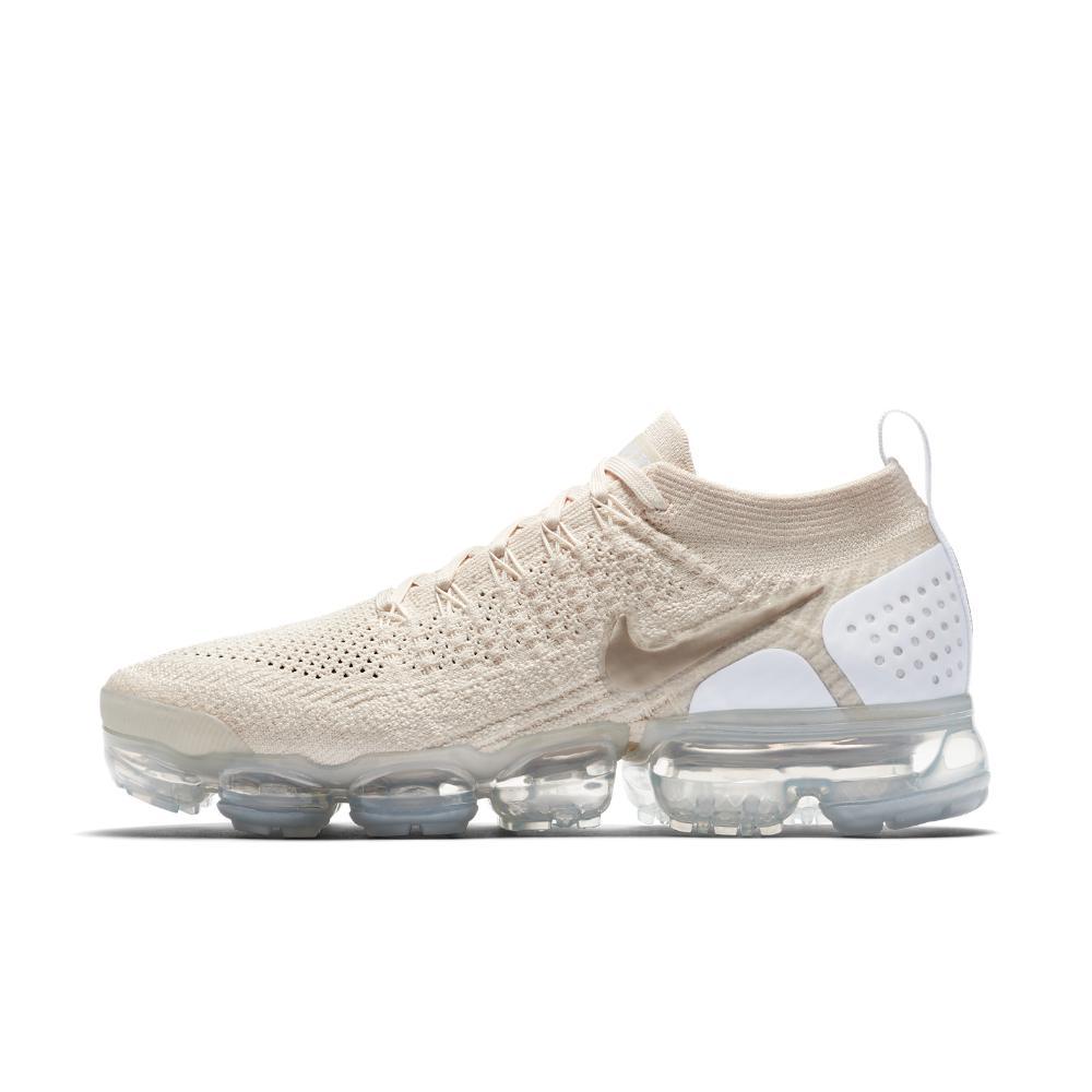 first rate b54e0 15c39 Nike - Metallic Air Vapormax Flyknit 2 Women s Running Shoe - Lyst