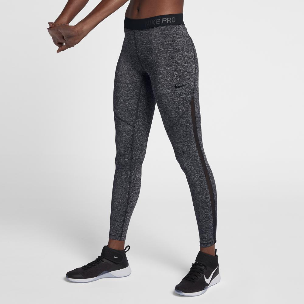 4ac5325f007ed7 Nike Pro Hypercool Women's Training Tights in Black - Lyst