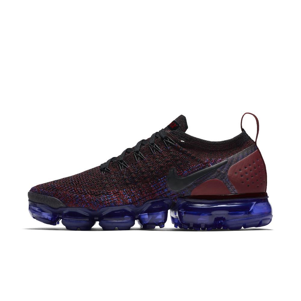size 40 44a46 7773c Nike - Blue Air Vapormax Flyknit 2 Women s Running Shoe - Lyst