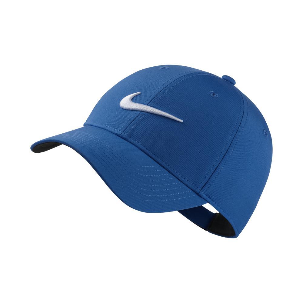 promo code ce9af e20b9 Nike. Men s Legacy 91 Adjustable Golf Hat (blue)