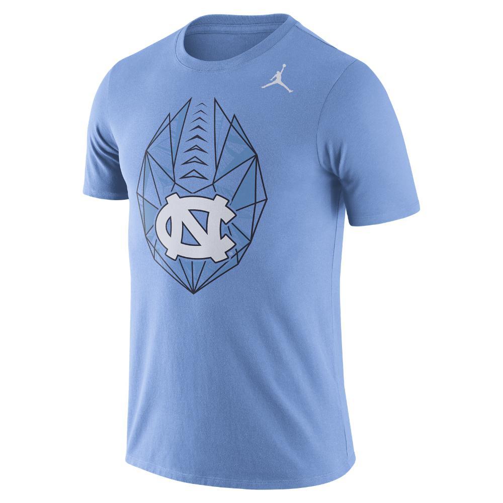 46c5d259732b Nike. Blue College Dri-fit Football Icon (unc) Men s T-shirt ...