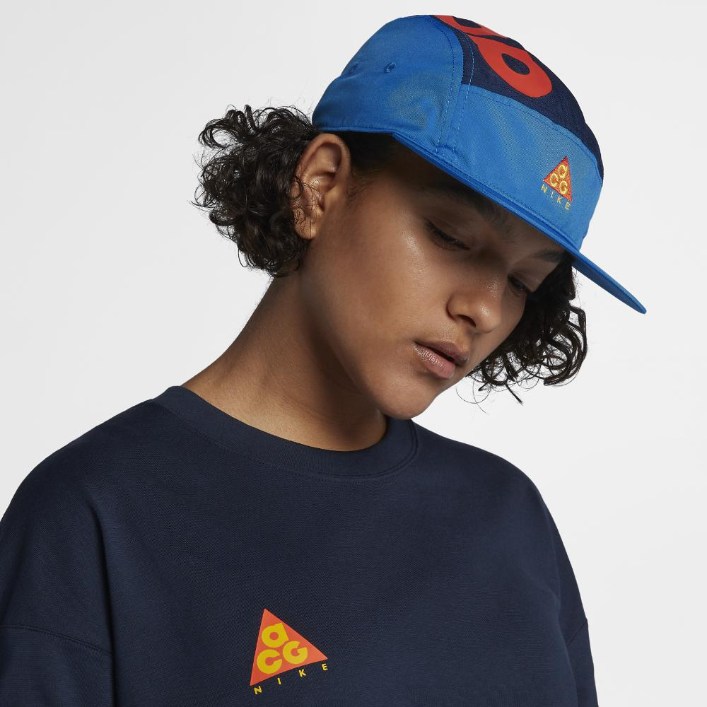 Lyst - Nike Acg Aw84 Adjustable Hat (blue) in Blue for Men 287bcf28993