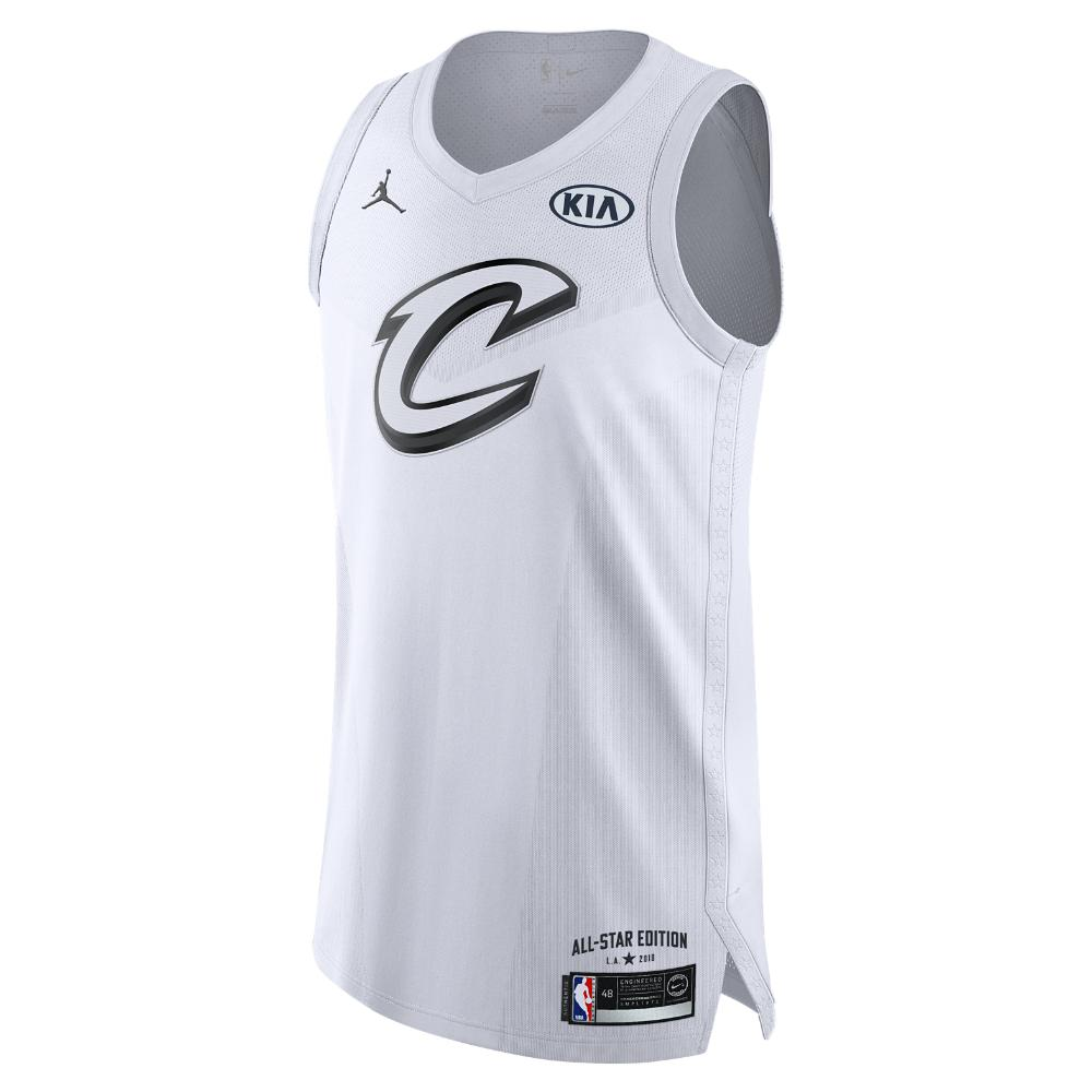 d042b9d717a Lyst - Nike Lebron James All-star Edition Authentic Jersey Men's Nba ...