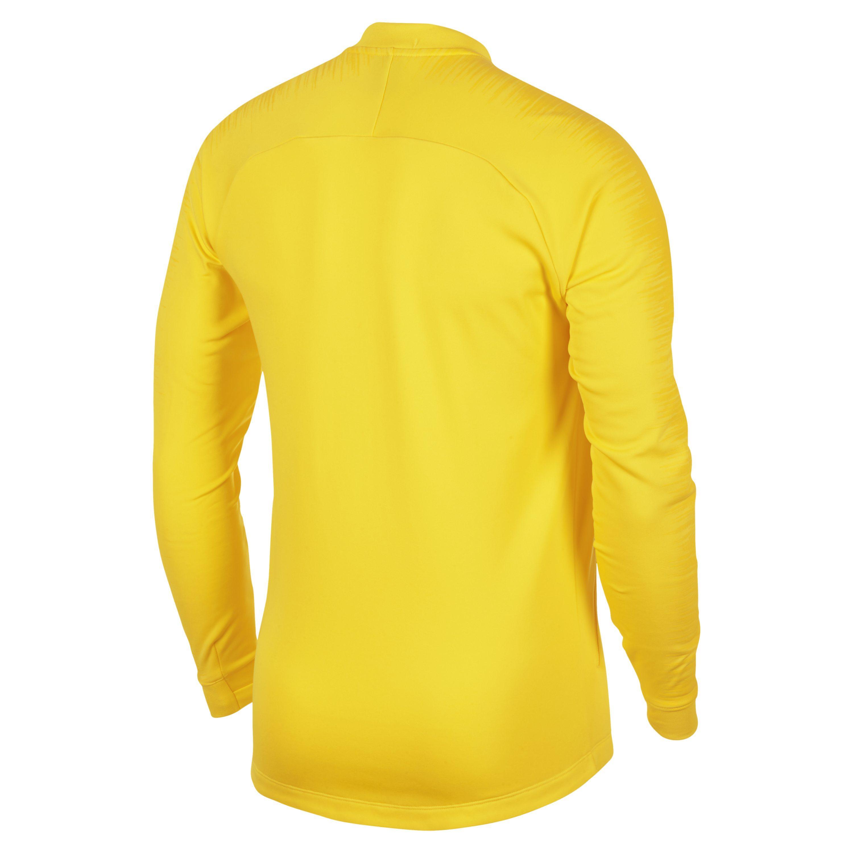 1f265ae11 Nike - Metallic Brazil Cbf Anthem Football Jacket for Men - Lyst. View  fullscreen