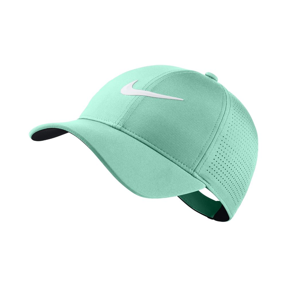 d290871c Lyst - Nike Aerobill Legacy 91 Adjustable Golf Hat (green ...