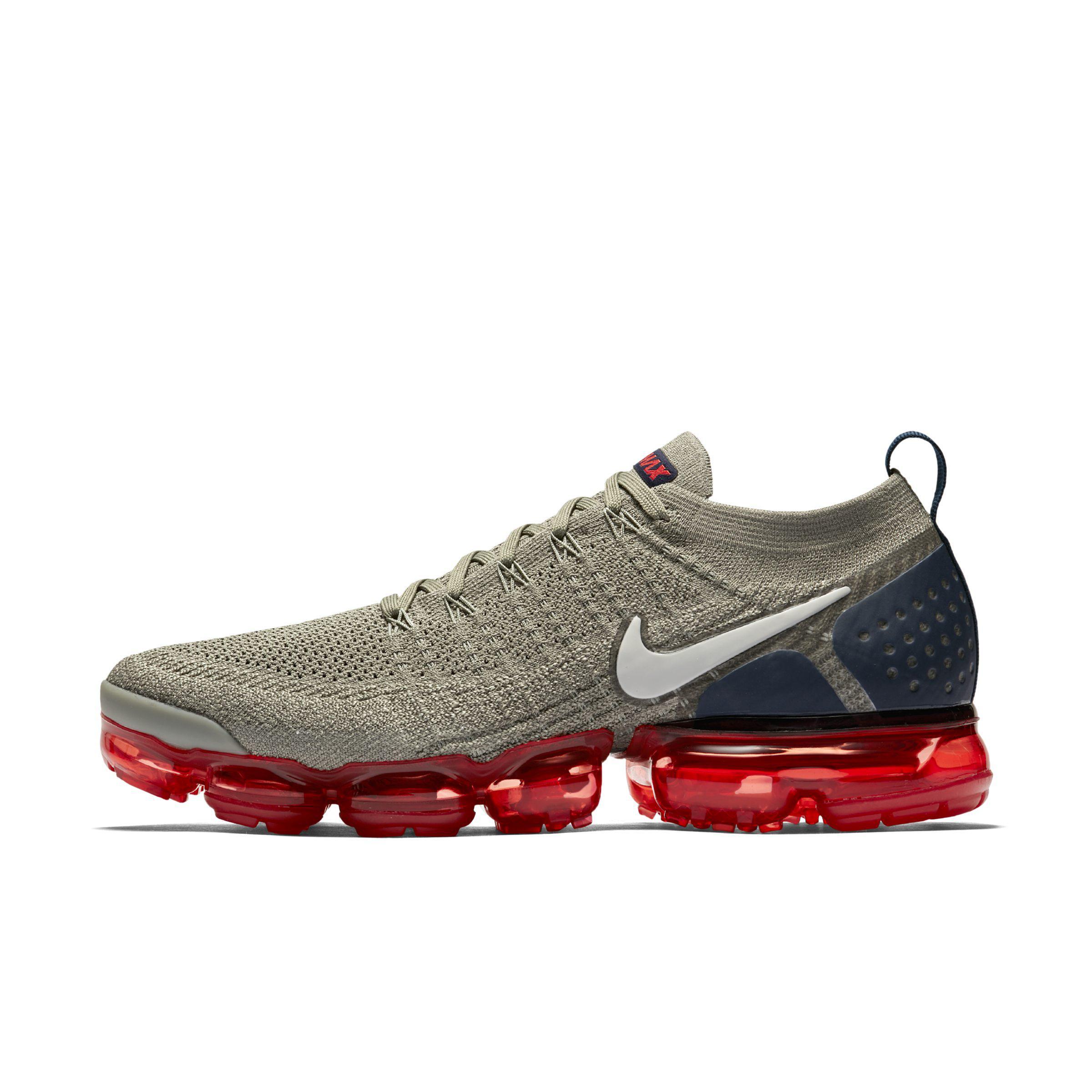 07a60abb57168e Nike Air Vapormax Flyknit 2 Running Shoe in Gray for Men - Lyst