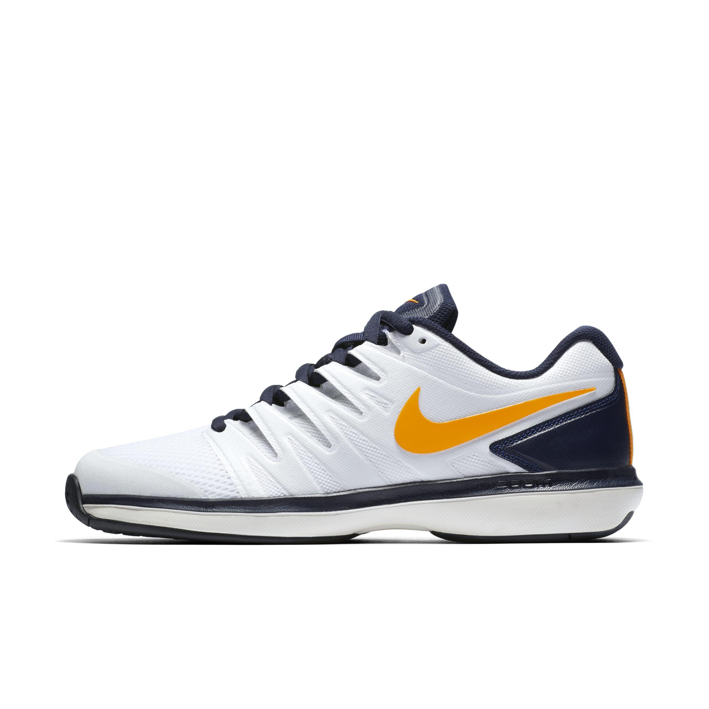 4e610e5401ea Nike Court Air Zoom Prestige Hard Court Tennis Shoe in White for Men ...
